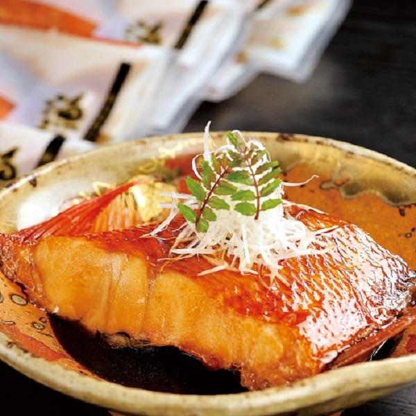 505.金目鯛漁師煮(2切)
