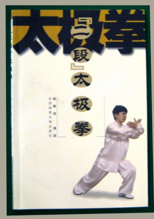 【テキスト】『二段』太極拳 太極拳 太極拳用品 太極拳グッズ 武術 カンフー DVD VCD