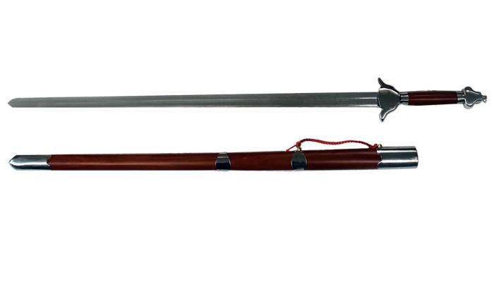 最高級ジェラルミン製剣 薄型 太極拳 太極拳用品 太極拳グッズ 武術 カンフー DVD VCD