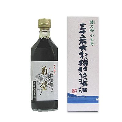 ヤマロク醤油 菊醤 500ml