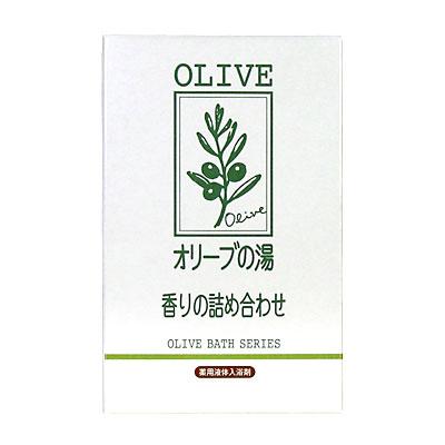 薬用入浴剤 香りの詰め合わせ 12ml×8包