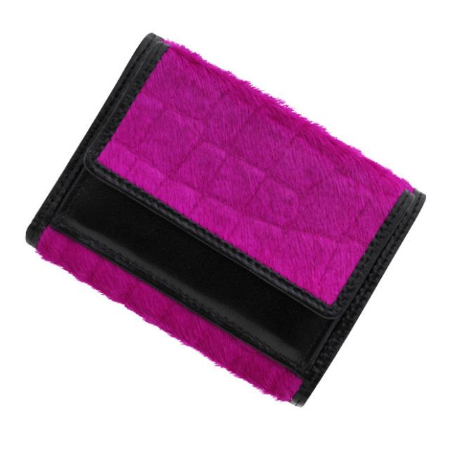 極小財布マゼンタ