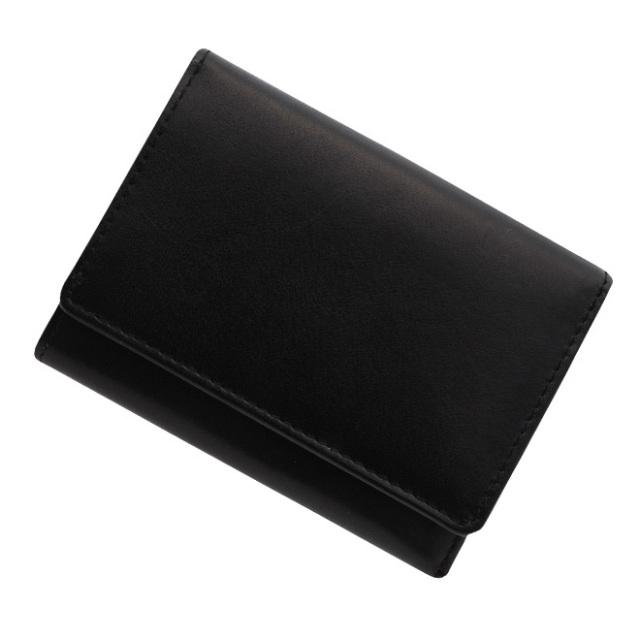 極小財布栃木レザー