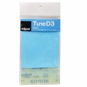 TuneD3 BASIC (3Dプリント積層跡研磨用フィルム (ABS/PLA樹脂成型品用)