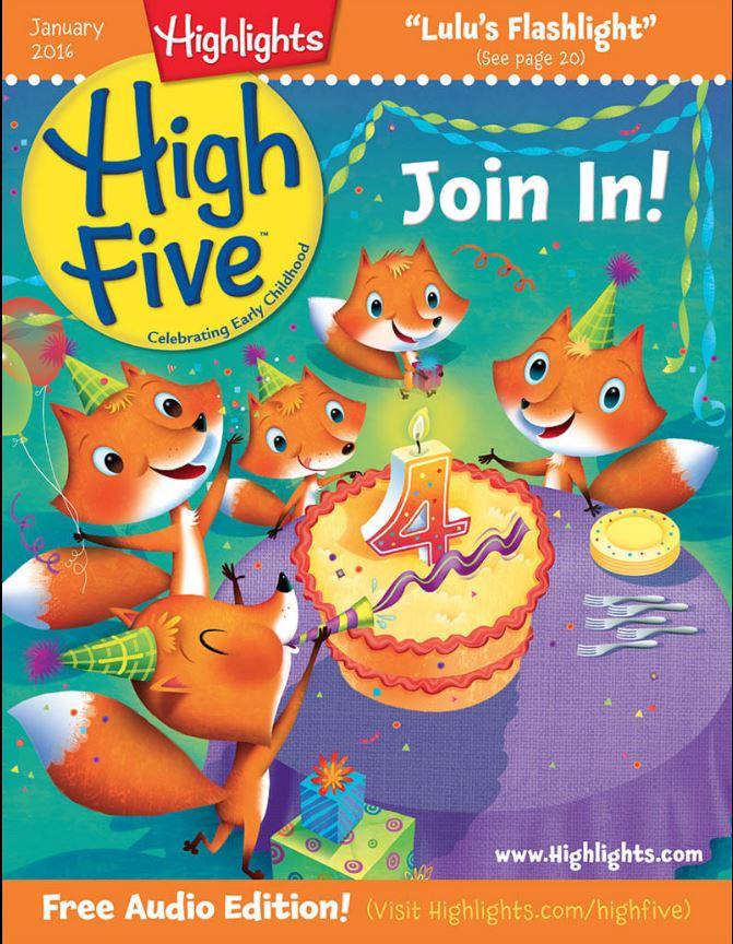 higu five 子供英語