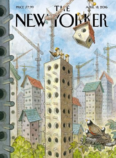 THE NEW YORKER/ザ・ニューヨーカー (洋雑誌 定期購読1冊あたり360円~)
