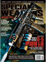 Special Weapons For Military & Police   (洋雑誌 定期購読 1580円x6冊 )