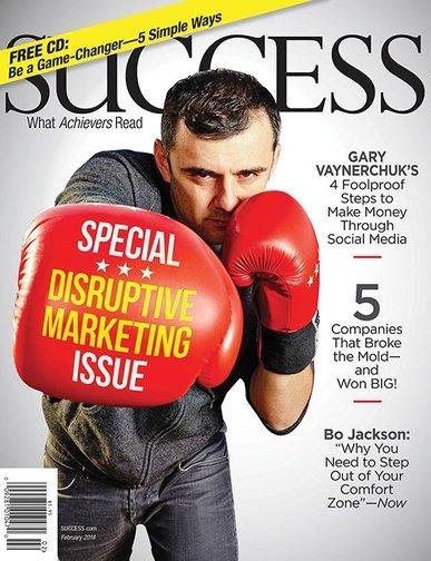 SUCCESS/サクセス  (政治経済洋雑誌・定期購読760円x12冊)