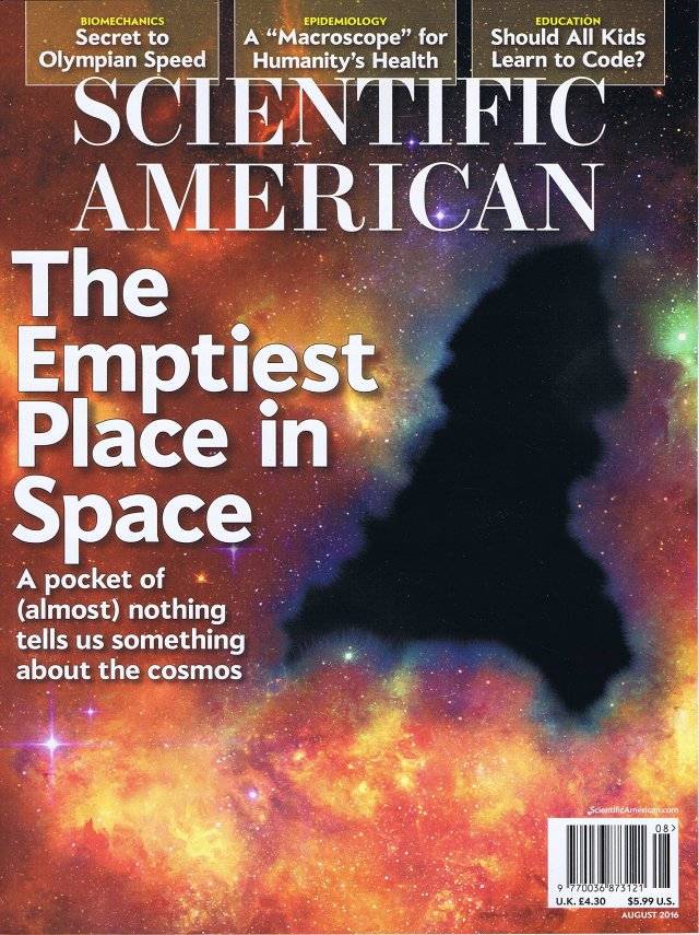 Scientific American 2016
