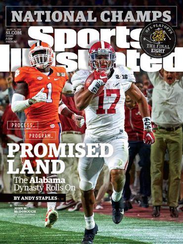 Sports Illustrated 海外雑誌の購読