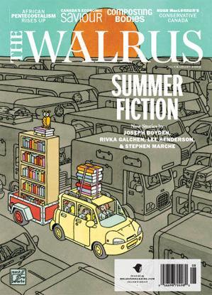 THE WALRUS  (洋雑誌 定期購読 1100円x10冊 )