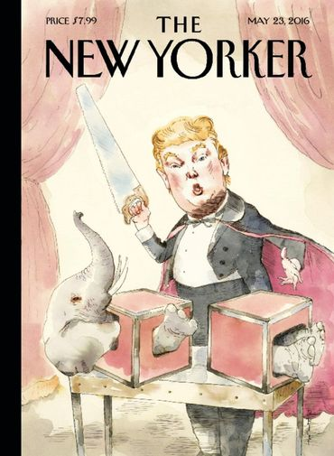 THE_new_YORKER 購読