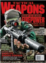 Tactical Weapons   (洋雑誌 定期購読 1580円x6冊 )