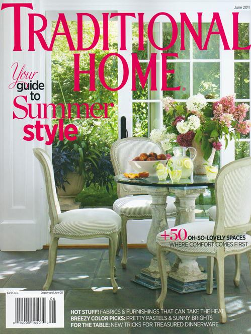 Traditional Home  (洋雑誌 定期購読 960円x8冊 )