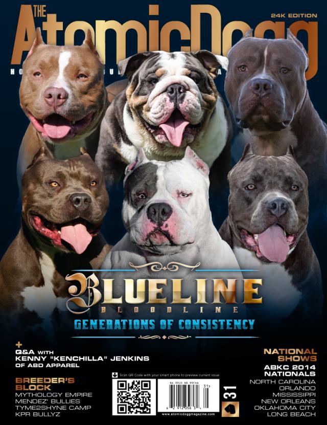 アメリカ犬の雑誌