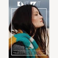 knit wit Magazine (定期購読5,400円x2冊)
