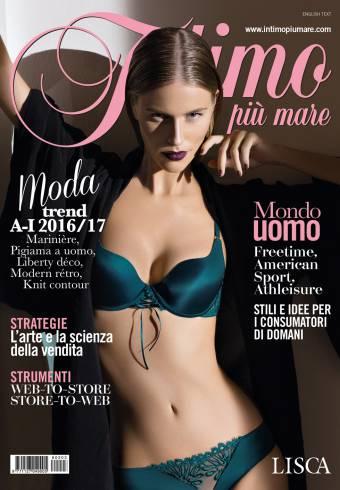 Intimo Piu Mare (Italy Magazine) 年間4冊(1冊あたり6,750円)