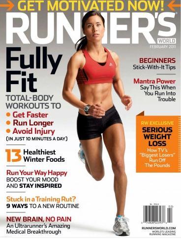 Runner's World/ランナーズワールド (洋雑誌 定期購読 790円x12冊 )