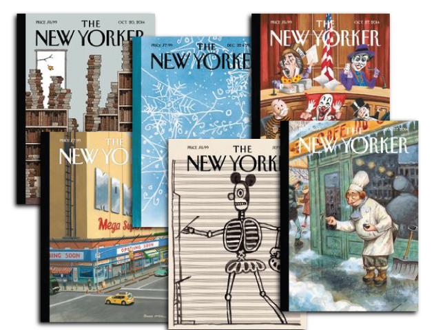 The New Yorker 雑誌 単号 バックナンバー