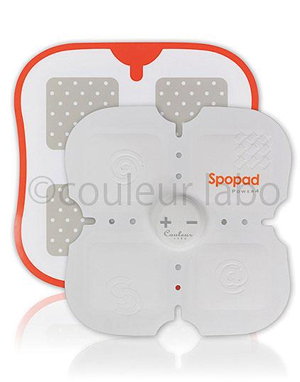スポパッド パワー4 家庭用EMS運動機器