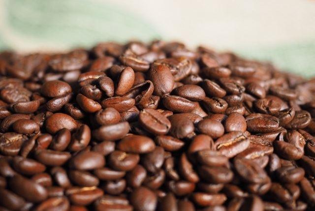 コーヒー豆に負担をかけない