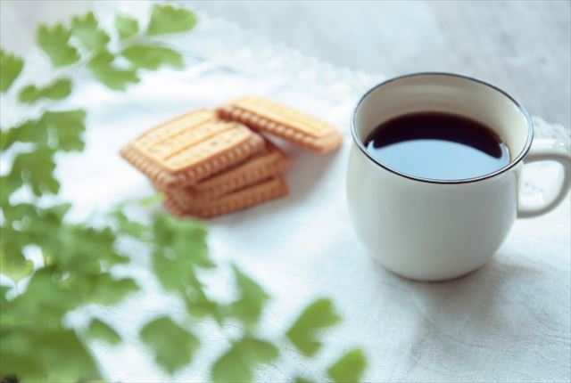 健康や美容に役立つコーヒーの飲み方