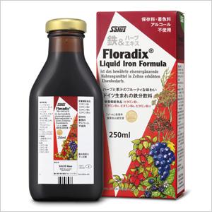 【ノンヘム鉄】 フローラディクス 250ml お試しサイズ