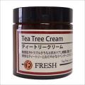 【FRESHスキンケア】 ティートリークリーム 60g