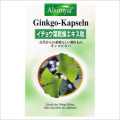 【ドイツレホルム製品】 イチョウ葉乾燥エキス粒 45粒