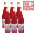 【有機JAS認定】 北海道知床産 紫蘇(しそ)ジュース 加糖 720ml 6本セット Re・Life(リライフ)