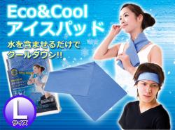 Eco&Coolアイスパッド Lサイズ