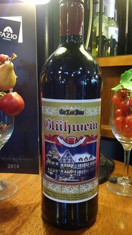 グリューワイン(ホットワイン) 赤