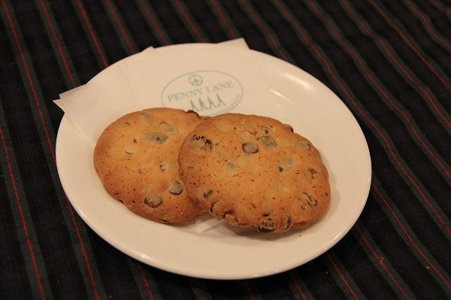 チョコナッツクッキー(2枚入り)