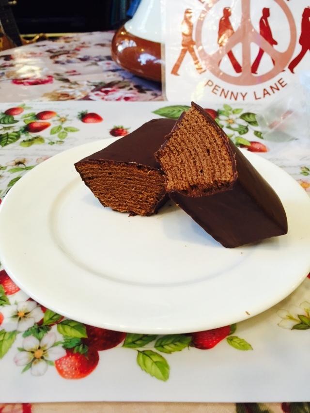 クウォーターバウム チョコレート