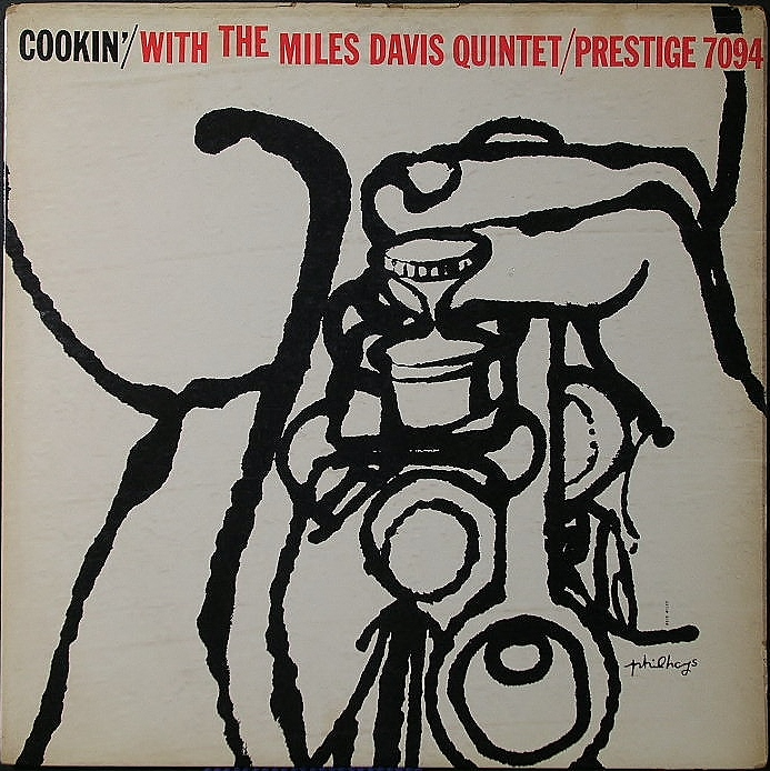 Miles Davis マイルス・デイビス / Cookin' With The Miles Davis Quintet クッキン