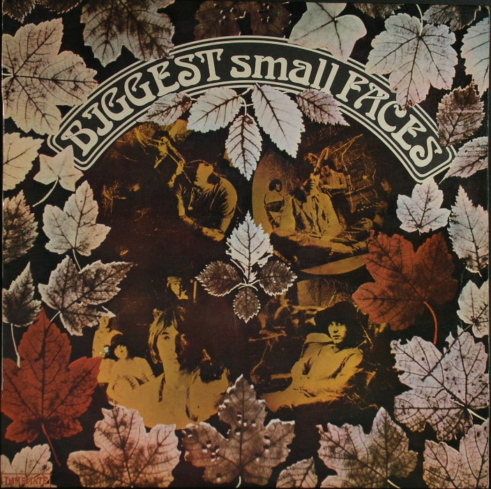 Small Faces スモール・フェイセス / Biggest Small Faces