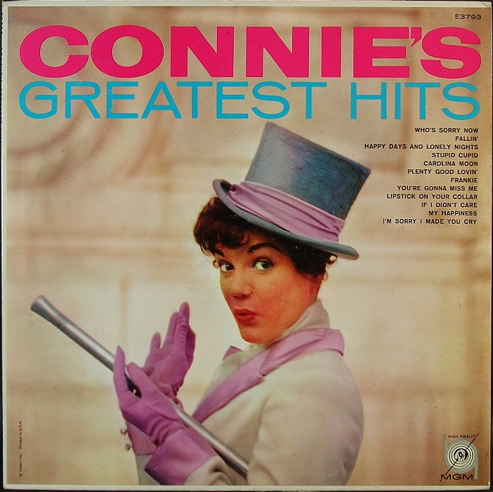 Connie Francis コニー・フランシス / Connie's Greatest Hits