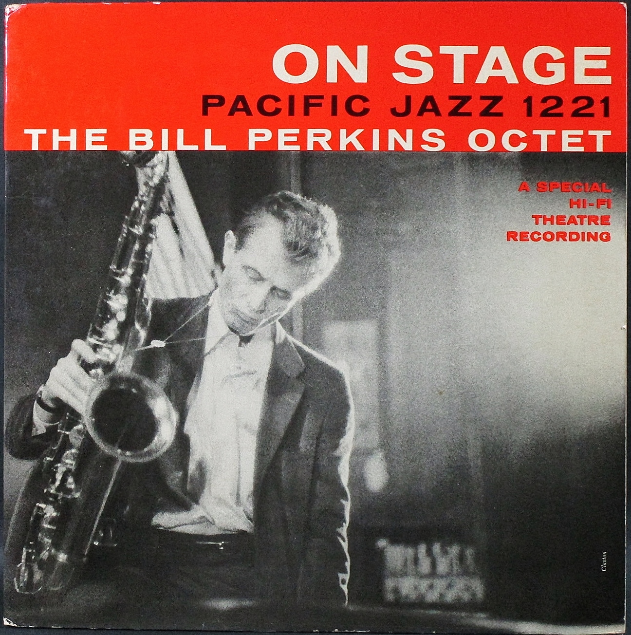 Bill Perkins ビル・パーキンス / On Stage