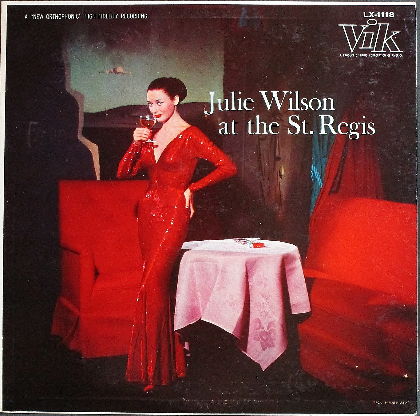 Julie Wilson ジュリー・ウィルソン / Julie Wilson At The St. Regis