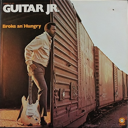 Guitar Jr.(Lonnie Brooks)ロニー・ブルックス / Broke An' Hungry