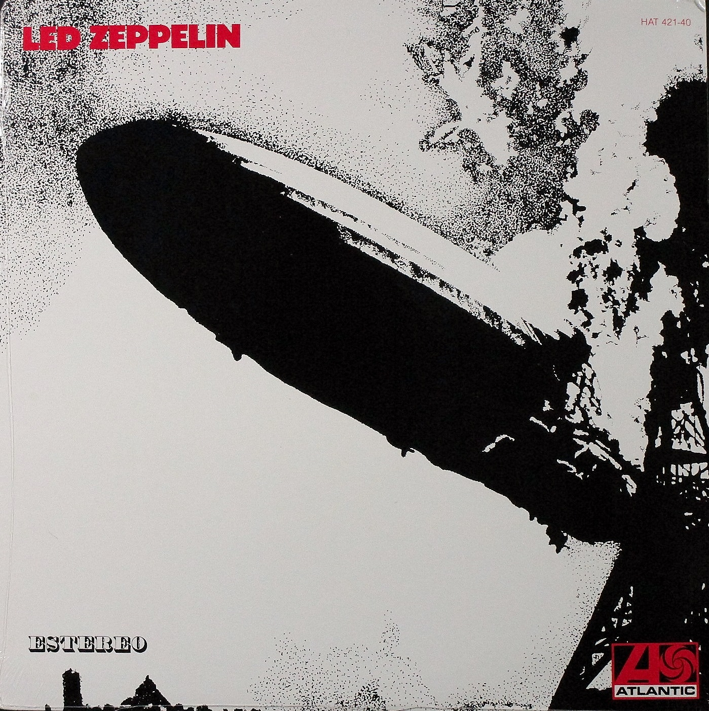 Led Zeppelin / Led Zeppelin レッド・ツェッペリン Purple