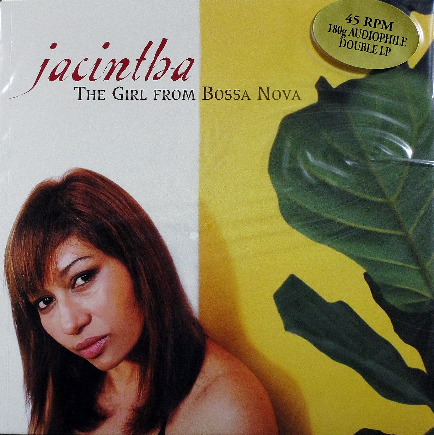 Jacintha ジャシンタ / The Girl From Bossa Nova