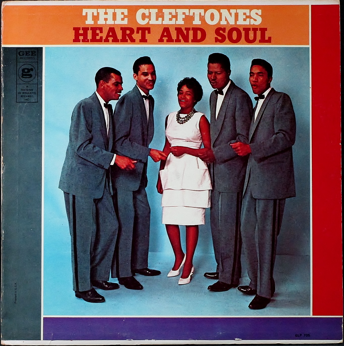 Cleftones, The クレフトーンズ / Heart And Soul