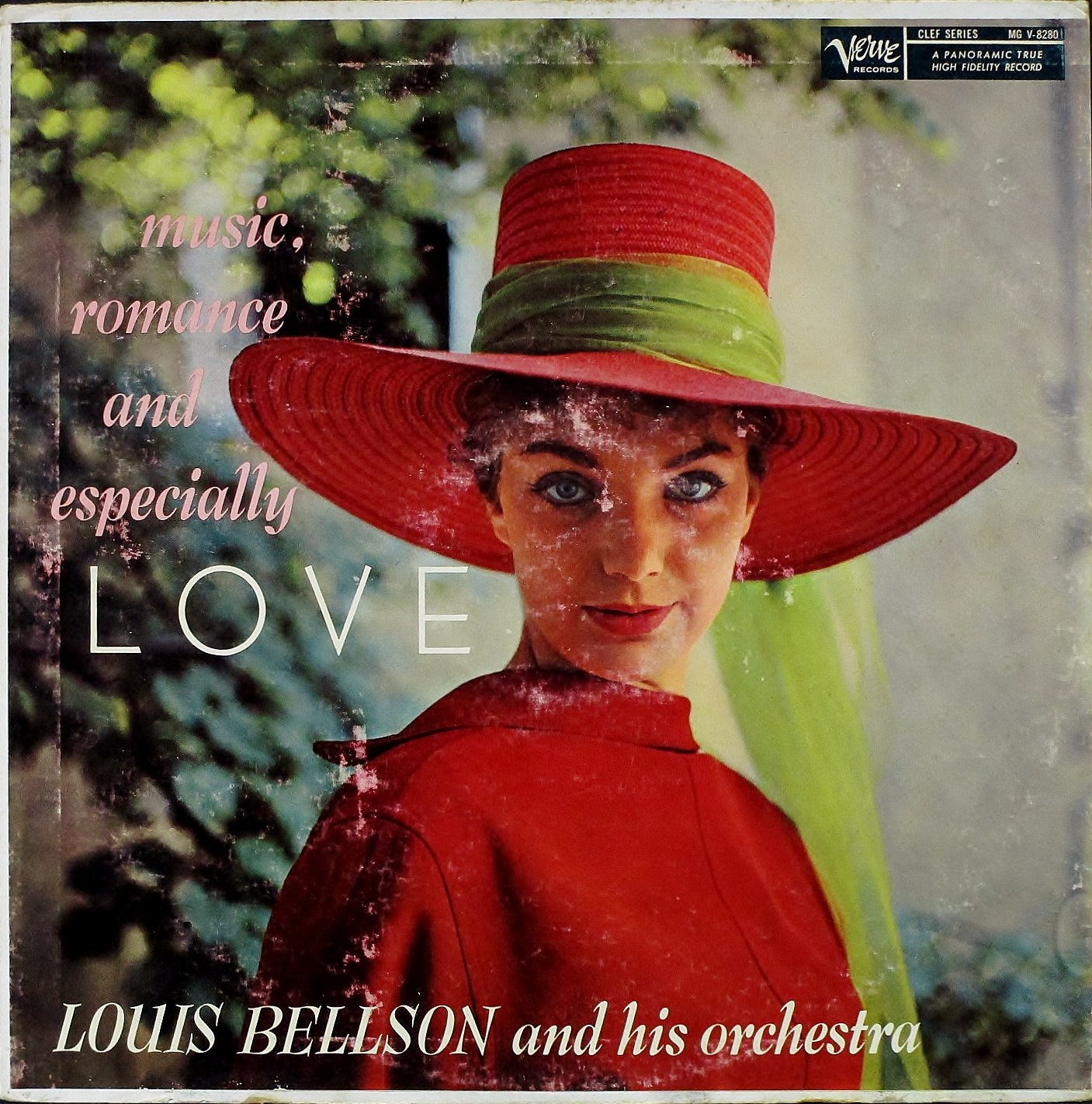 Louis Bellson ルイ・ベルソン / Music, Romance and Especially Love