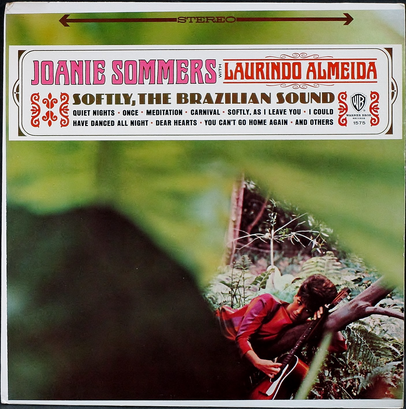 Joanie Sommers With Laurindo Almeida ジョニー・ソマーズ, ローリンド・アルメイダ / Softly, The Brazilian Sound