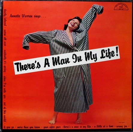 Annette Warren アネット・ウォーレン / There's A Man In My Life!