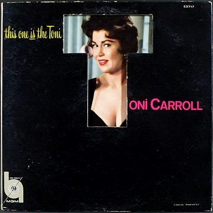 Toni Carroll トニー・キャロル / This One Is The Toni