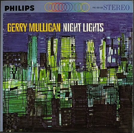 Gerry Mulligan ジェリー・マリガン / Night Lights