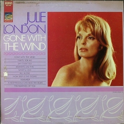 Julie London ジュリー・ロンドン / Gone With The Wind