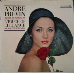 Andre Previn アンドレ・プレヴィン / A Touch Of Elegance ア・タッチ・オブ・エレガンス
